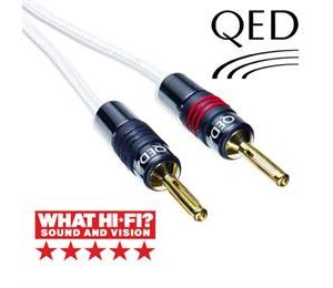 QED Silver XT preterm speaker cable (2m)