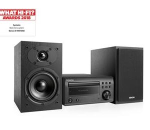 Denon M41 Mini HiFi System Kit